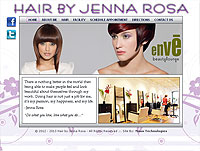 Hair By Jenna Rosa - New York City Master Hair Stylist