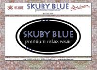 Skuby Blue - Premium Relax Wear...